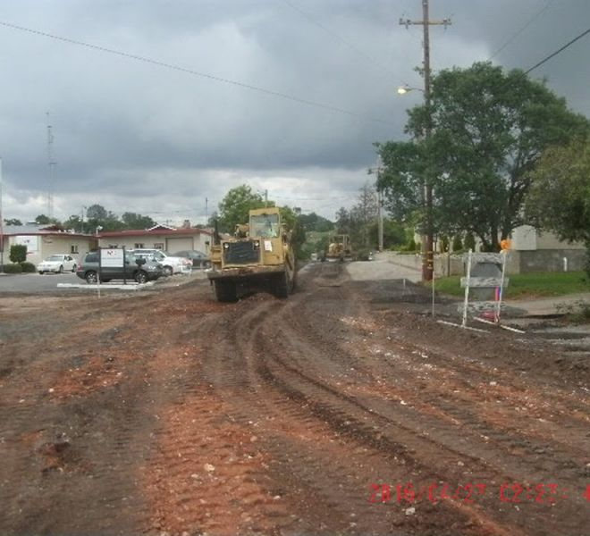 City of Sutter Creek – Sutter Hill Road Realignment Project 9