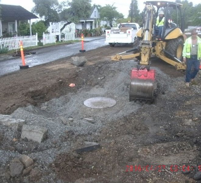City of Sutter Creek – Sutter Hill Road Realignment Project 8