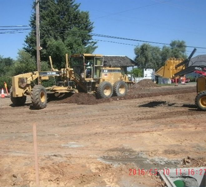 City of Sutter Creek – Sutter Hill Road Realignment Project 5