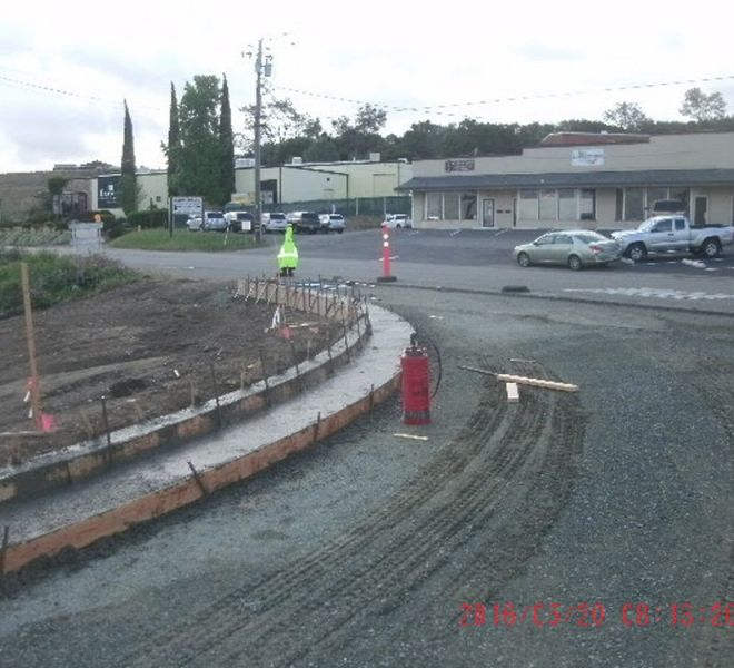 City of Sutter Creek – Sutter Hill Road Realignment Project 4
