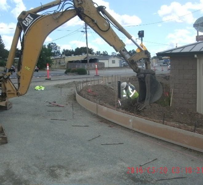 City of Sutter Creek – Sutter Hill Road Realignment Project 3