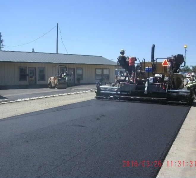 City of Sutter Creek – Sutter Hill Road Realignment Project 2