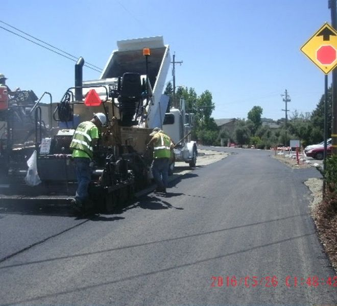 City of Sutter Creek – Sutter Hill Road Realignment Project 1