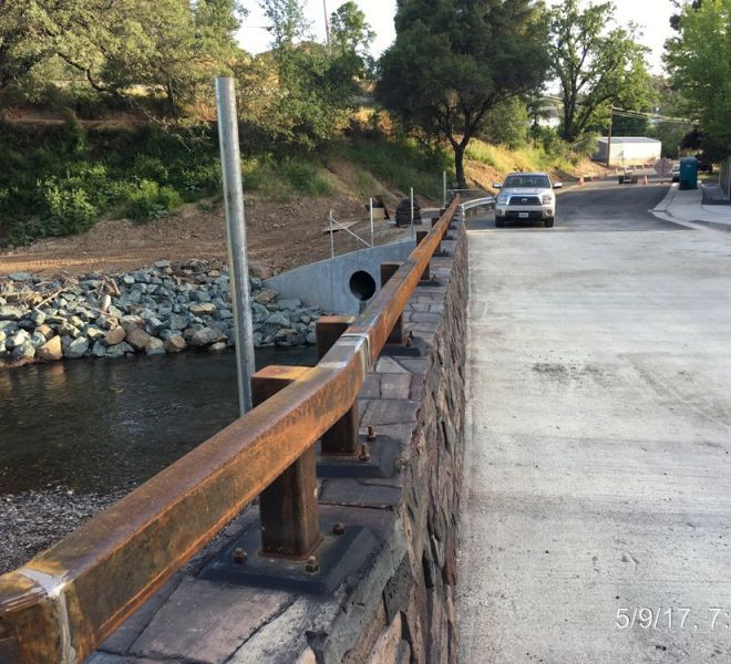 40 Sutter Creek Badger Bridge