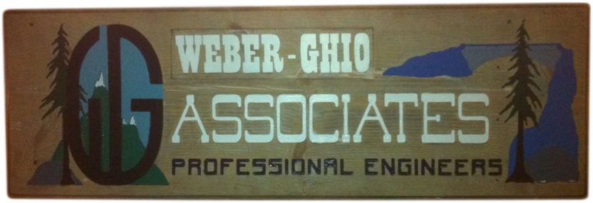 Weber, Ghio & Associates - Weber Ghio Associates Professional Engineers